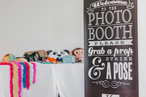 Free stock photo of funny, photobooth, props