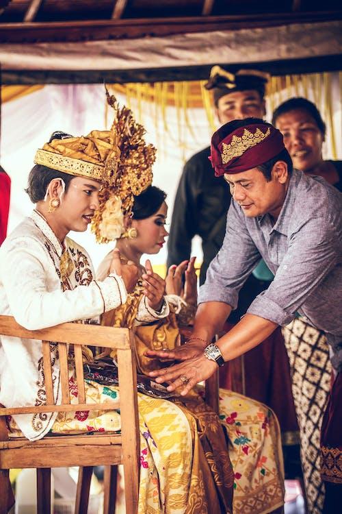 Gratis stockfoto met aanzoek, Aziatisch stel, Aziatische mensen, Bali