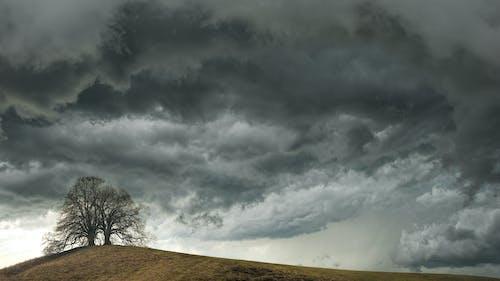 Ảnh lưu trữ miễn phí về Nhiều mây, những đám mây, quả đồi