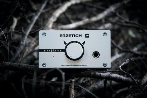 Foto stok gratis amplifier, audiophile, Desktop, elektronik
