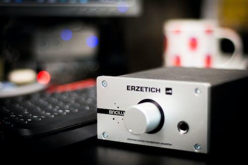 Foto stok gratis alat, amplifier, audiophile, elektronik