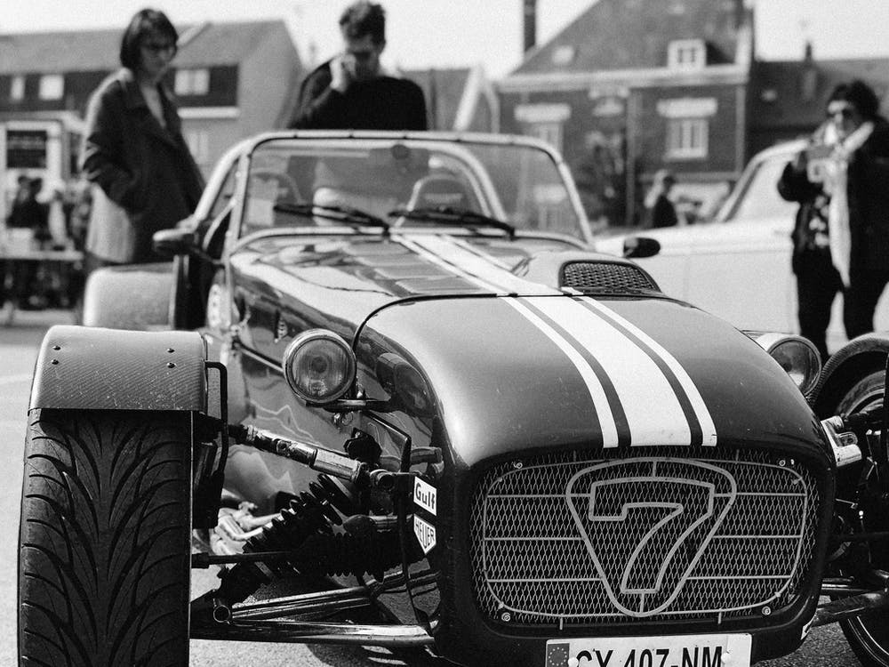 black and white, cars, classic cars