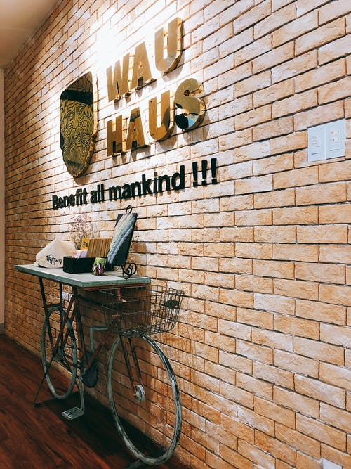Foto stok gratis kafetaria, sepeda