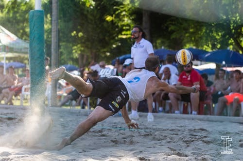 Free stock photo of action, ball, beachsport, beachvolley