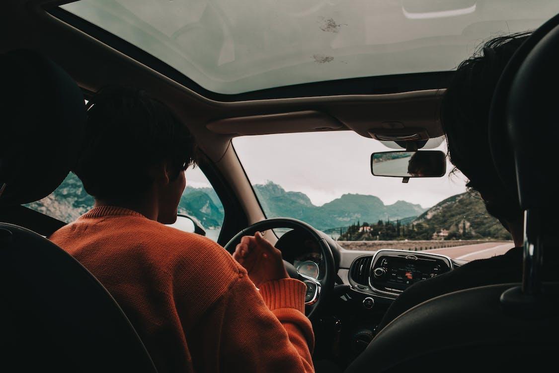 おとこ, ドライバー, ドライブ