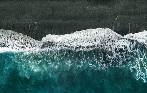 Základová fotografie zdarma na téma cestování, island, jezero, letecká fotografie