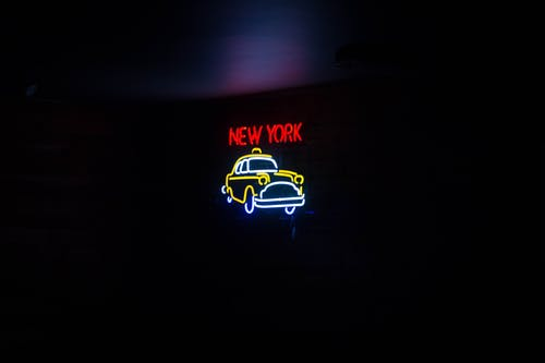 Δωρεάν στοκ φωτογραφιών με led, αμυδρός, ελαφρύς, Νέα Υόρκη