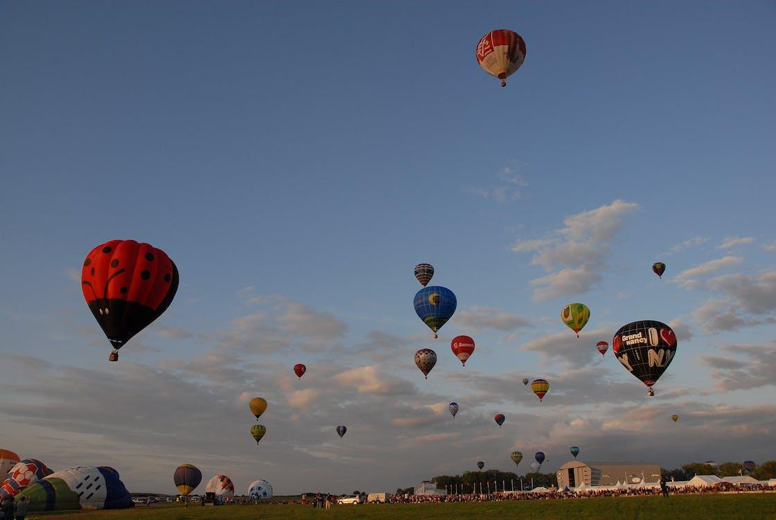 balon, balonlar, Festival