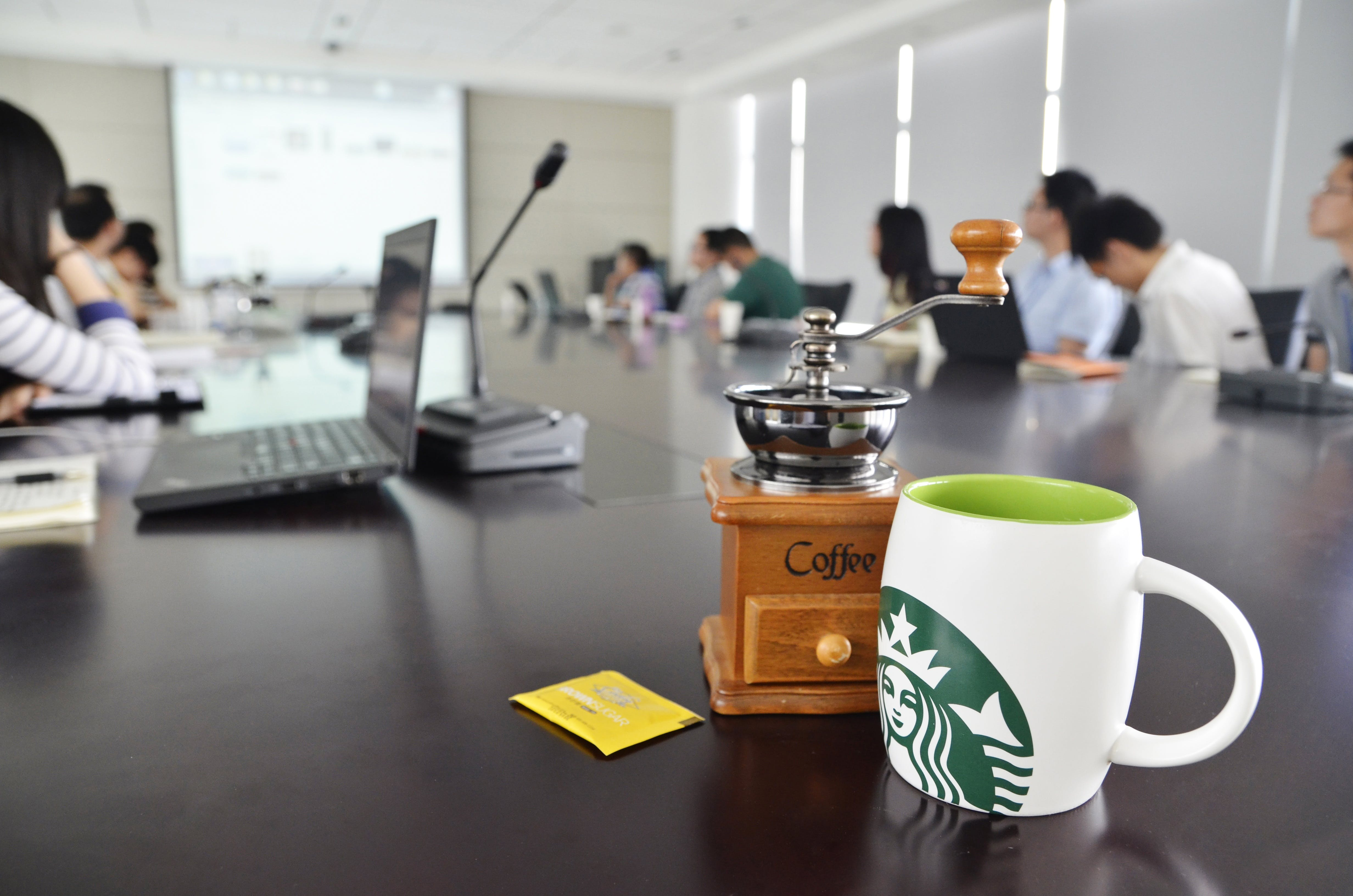Free stock photo of people, coffee, cup, office