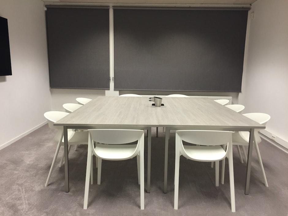 black-and-white, blackboard, blinds
