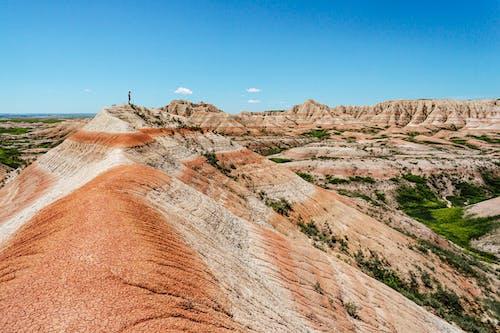 Photos gratuites de 4k, alpiniste, badlands, fond d'écran