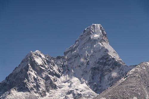 네팔, 모험, 산, 아마다브람의 무료 스톡 사진