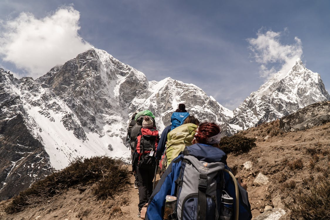 agrement, alpinism montan, alpinist