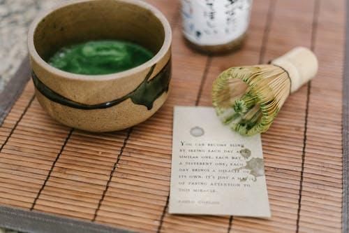 Ingyenes stockfotó bambusz habverővel, beltéri, egészséges, fa témában