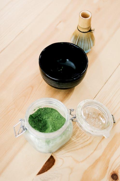 a base di erbe, aromaterapia, bambù