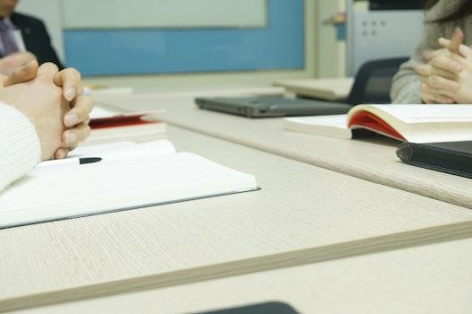 Free stock photo of people, desk, laptop, office