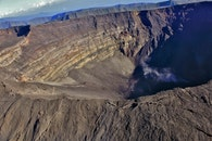 meeting, volcano, piton of the furnace