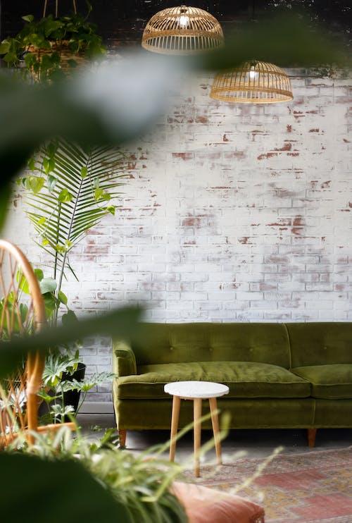 Immagine gratuita di accogliente, architettura, camera, casa