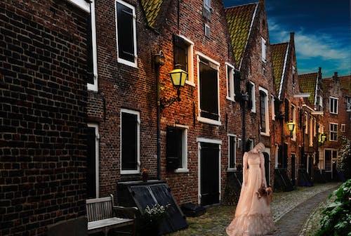 Základová fotografie zdarma na téma model, staré ulice, tajuplný