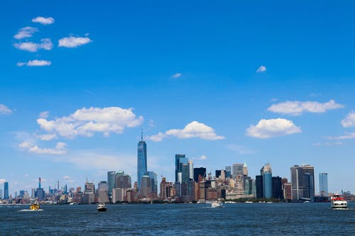 Fotobanka sbezplatnými fotkami na tému Manhattan, New York, tapeta smotívom mesta New York