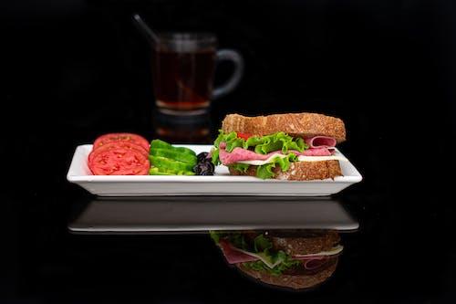 Ảnh lưu trữ miễn phí về ăn, bánh mì sandwich, bánh mỳ, bữa ăn sáng
