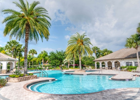 Free stock photo of vacation, relaxation, water, swimming pool