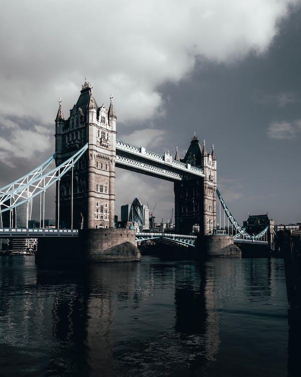 architektúra, budovy, Londýn