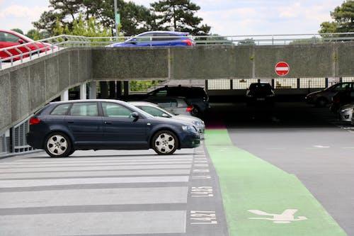 Free stock photo of car park, multi storey car park