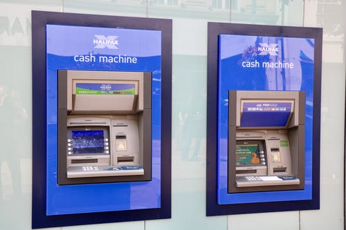Free stock photo of atm, cash point, halifax