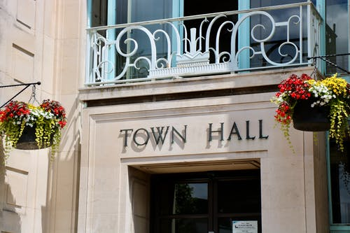 Free stock photo of kent, town hall