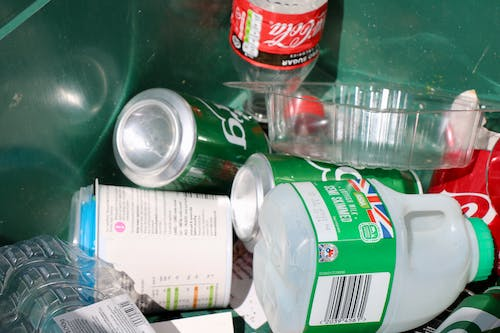 Free stock photo of recycling, recycling box