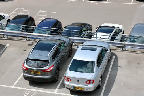Free stock photo of car park, multi storey car park