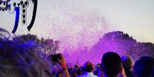 Fotos de stock gratuitas de altavoces, cielo, concierto, fiesta