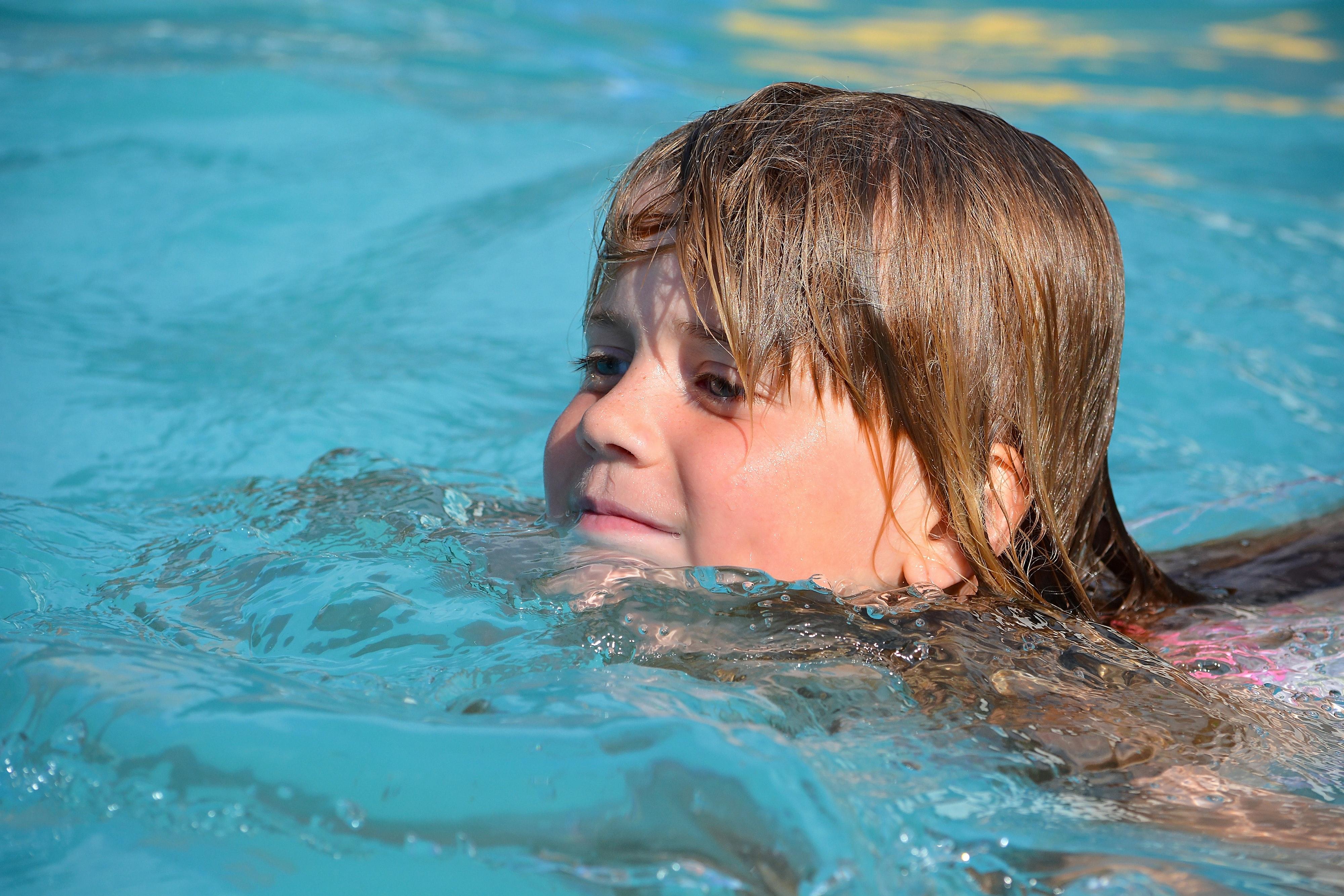 Free Stock Photo Of Child Swim Swimming Pool