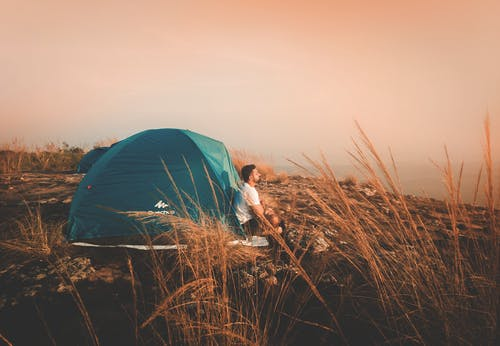 Photos gratuites de aventure, calme, camper, camping