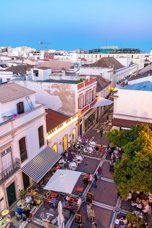 Ảnh lưu trữ miễn phí về bắn từ trên không, Bồ Đào Nha, các tòa nhà, chụp ảnh trên không