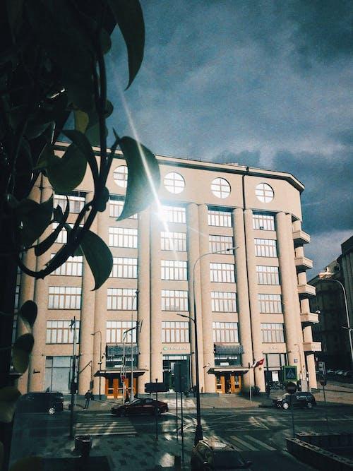 Foto d'estoc gratuïta de arquitectura, carrer, carretera, edifici