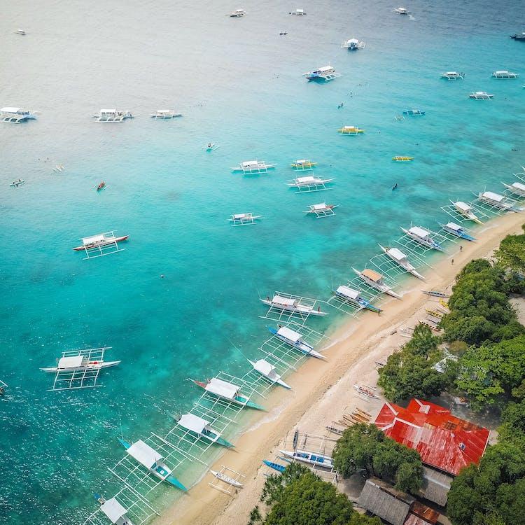 Free stock photo of Balicasag, Balicasag Island, beach island