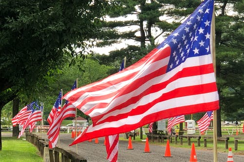 美國國旗 的 免费素材照片