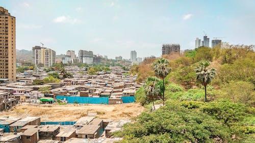 Бесплатное стоковое фото с mumbai, Азия, архитектура, башни