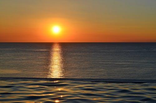 Fotobanka sbezplatnými fotkami na tému horizont, krajina, krajina pri mori, ľahký