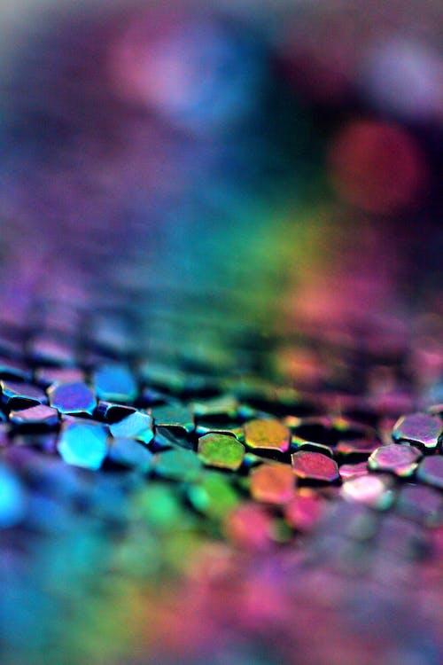 Gratis lagerfoto af close-up, farver, farverig, farverig baggrund