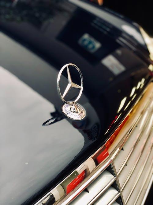 Безкоштовне стокове фото на тему «Chrome, Mercedes Benz, автомобіль, автомобільний»