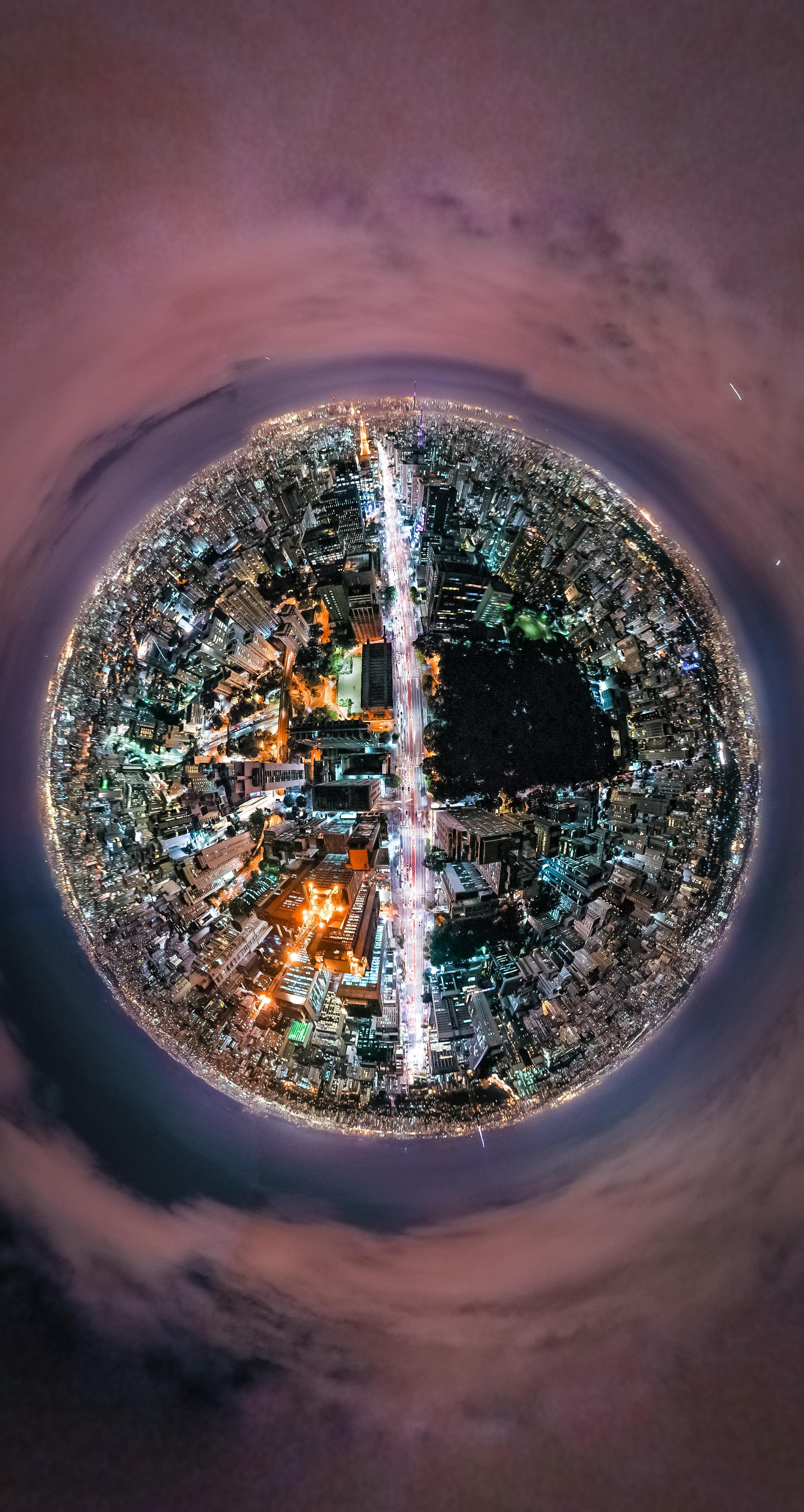 360° City Photo