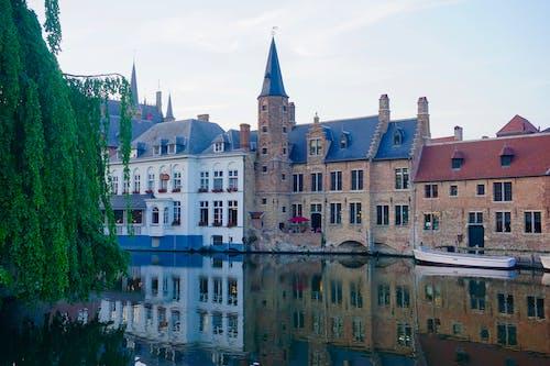 Photos gratuites de bruges belgique