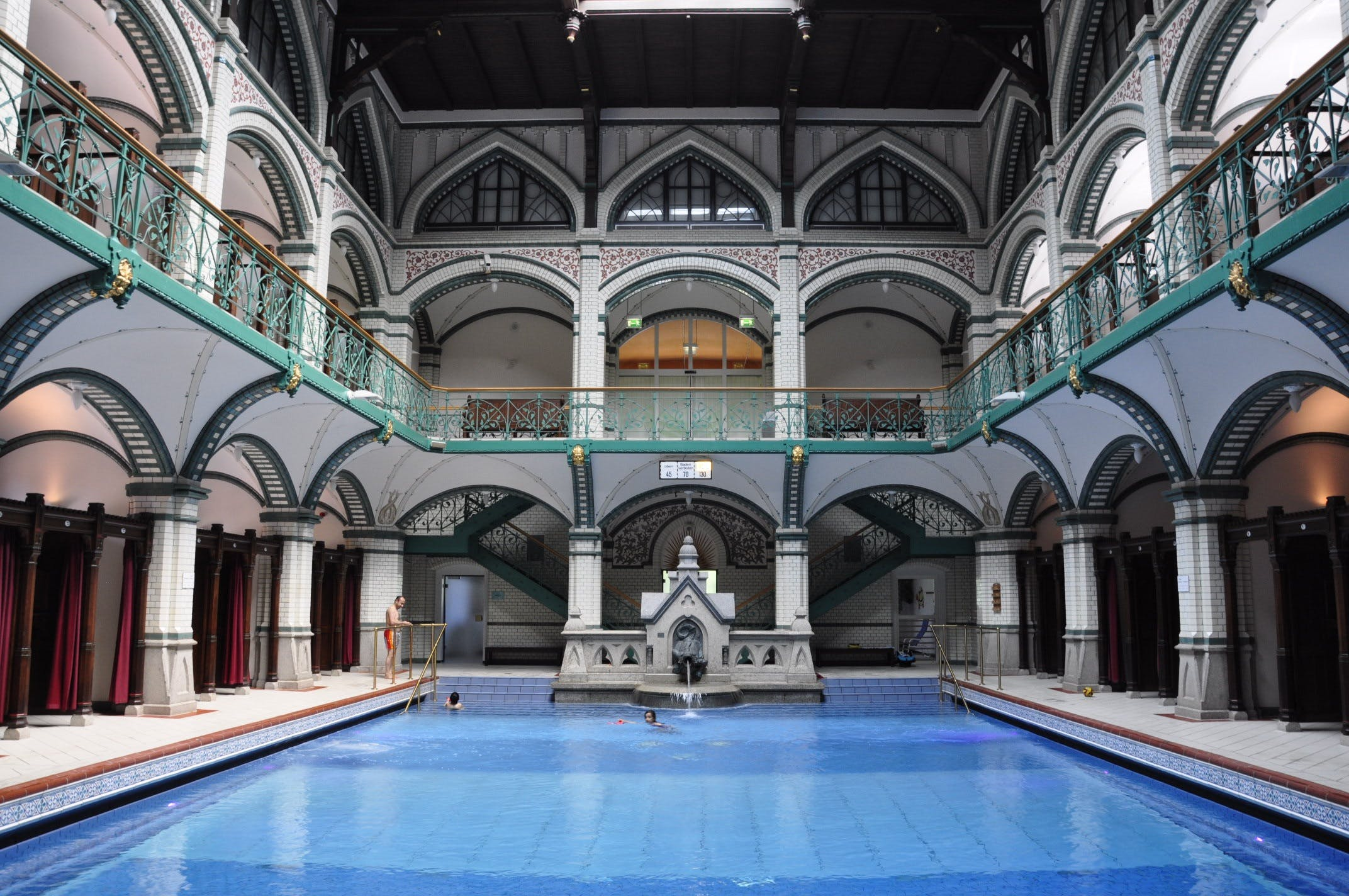 Free stock photo of architectural style, architecture, art nouveau, azur