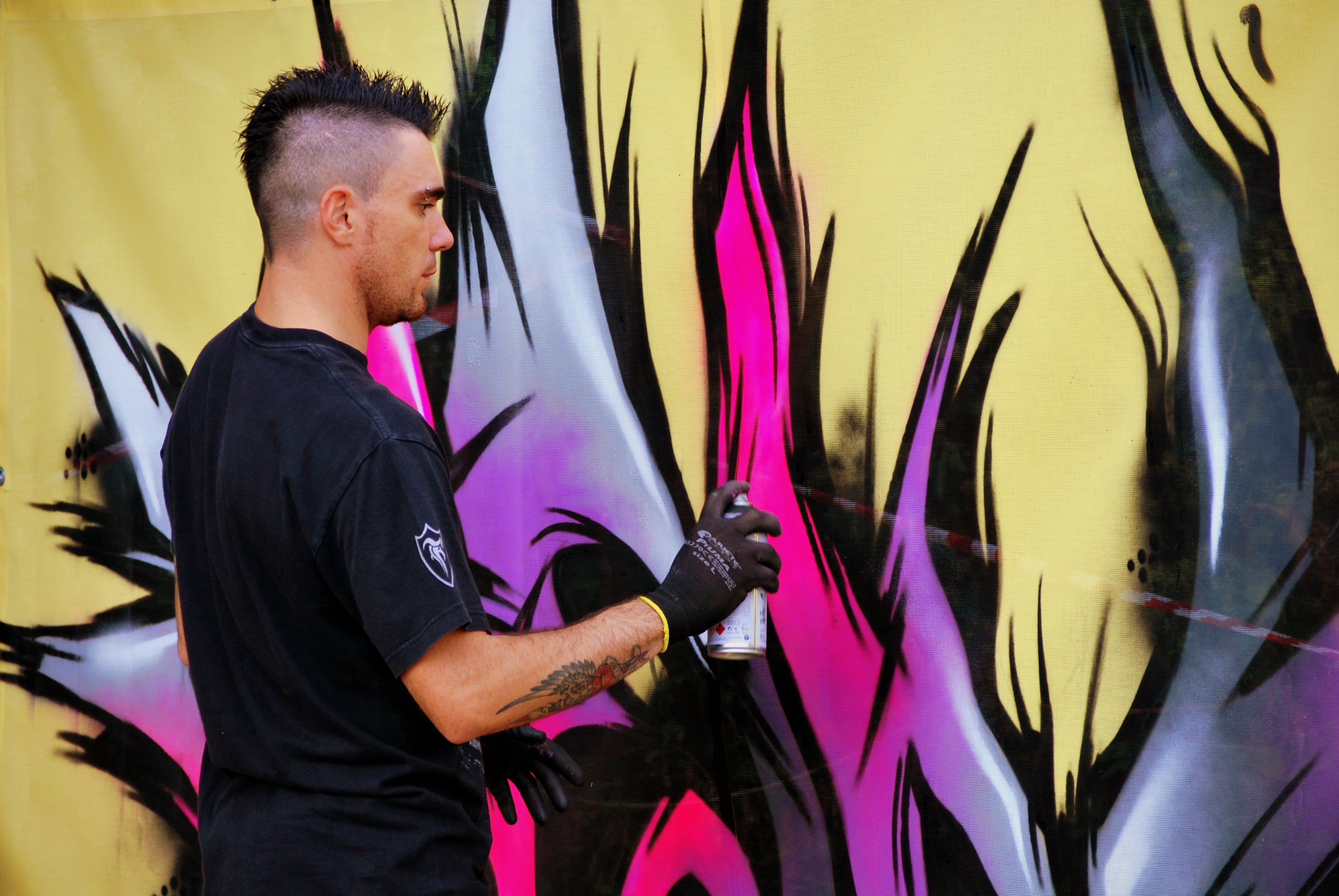 Free stock photo of graffiti, italy, game, spray
