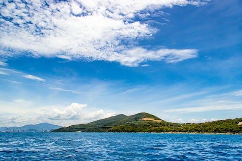 Kostnadsfri bild av bergen, dyster, hav, havsområde