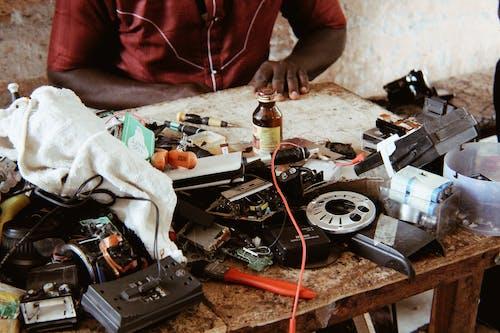 คลังภาพถ่ายฟรี ของ กลศาสตร์, คนแอฟริกา, ความชัดลึก, ชายผิวดำ