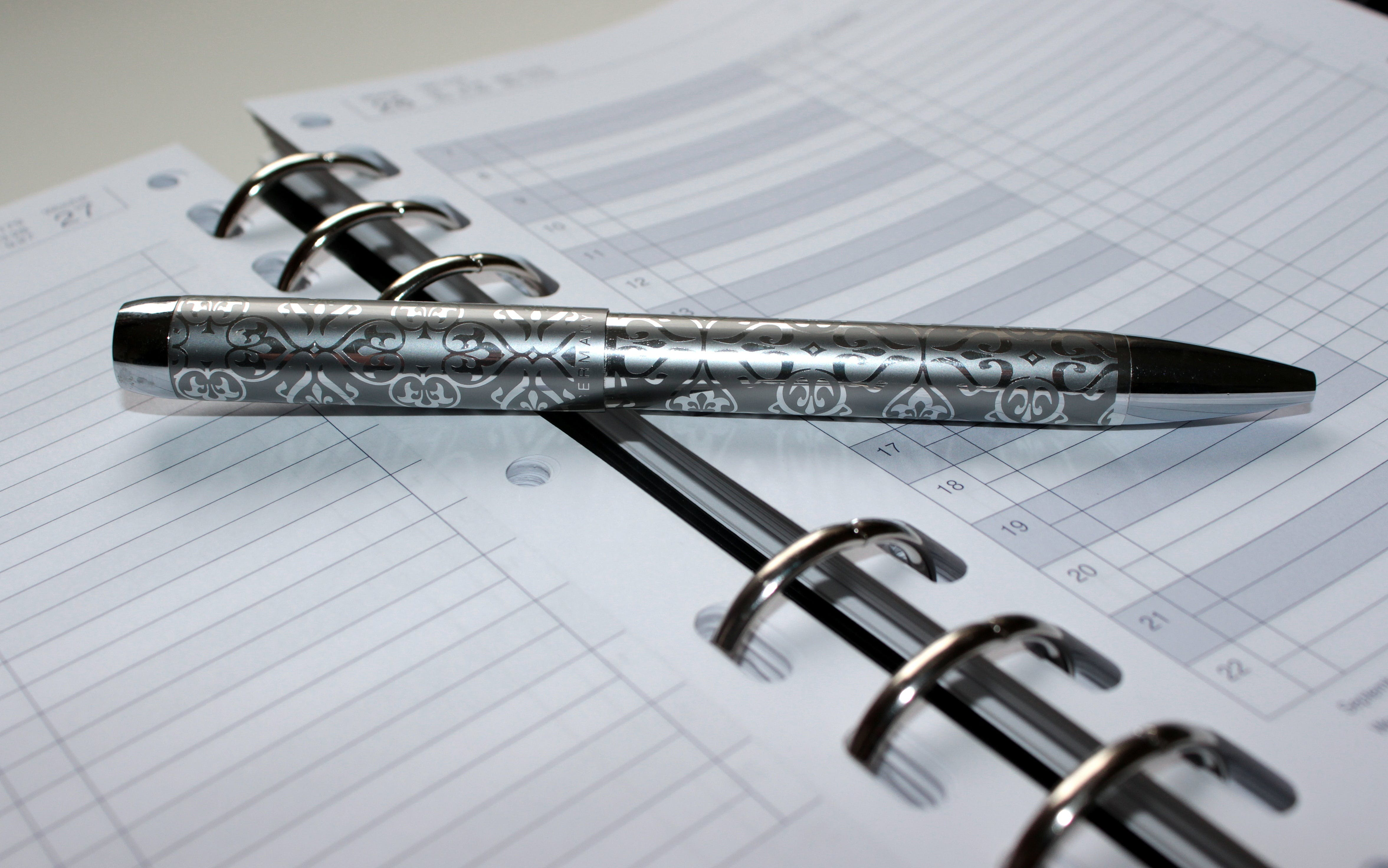 Free stock photo of pen, time, leave, writing tool
